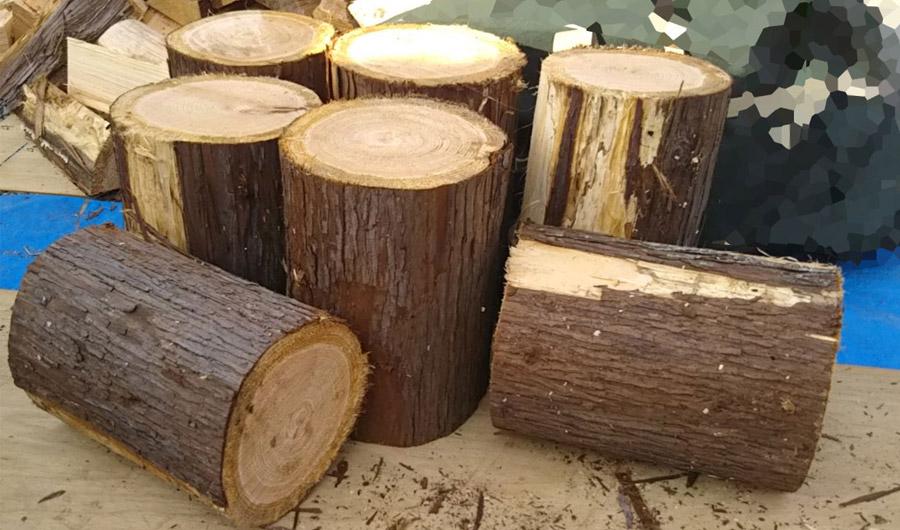 玉切りの販売 相模原市 間伐材